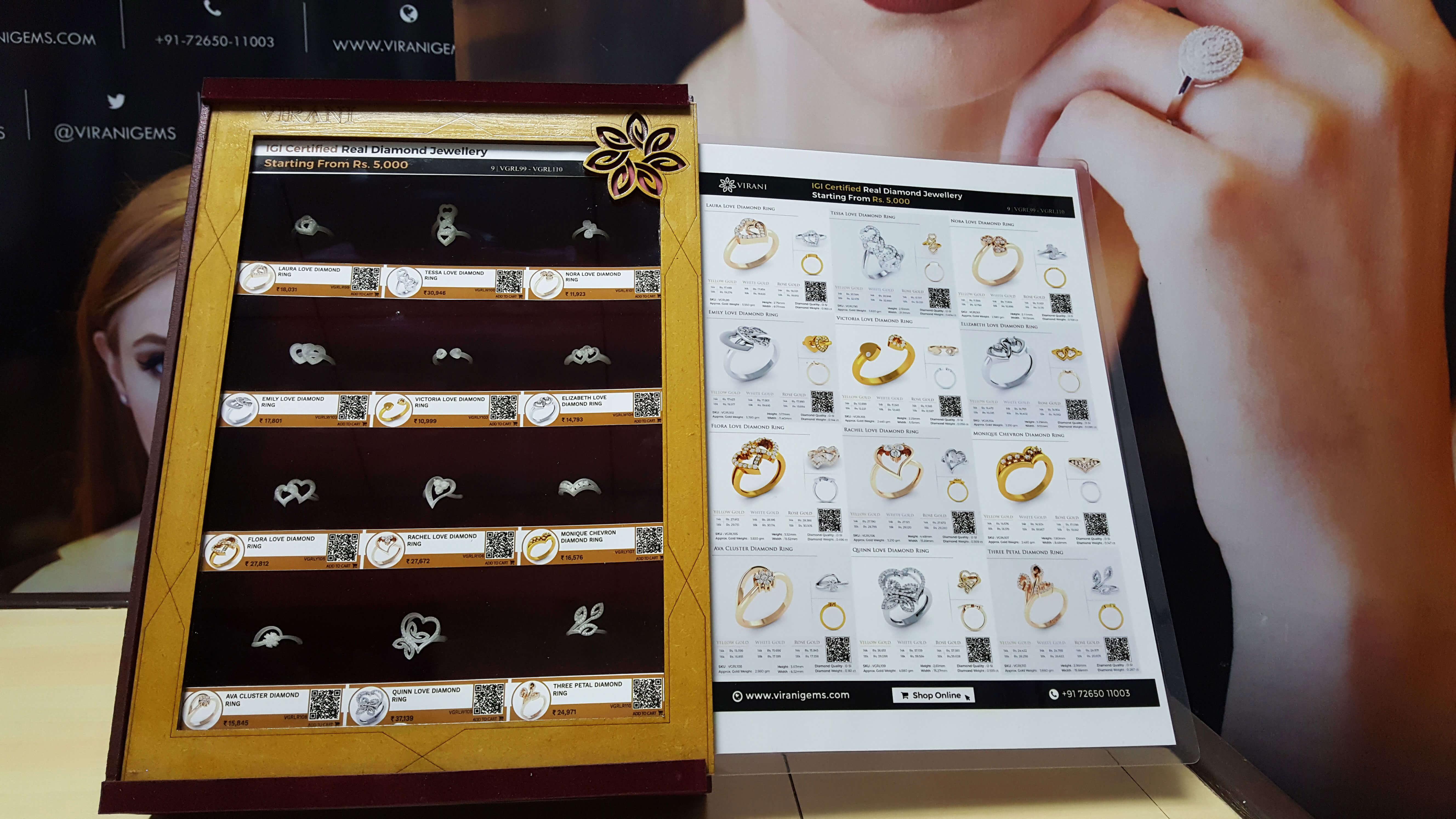 Viranigems-Diamond Jewellery Online